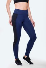 Load image into Gallery viewer, Paris Navy Leggings