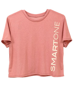 Cropped Statement Tee