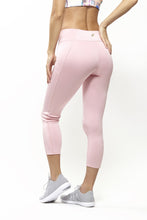 Load image into Gallery viewer, Belle Pink Capri