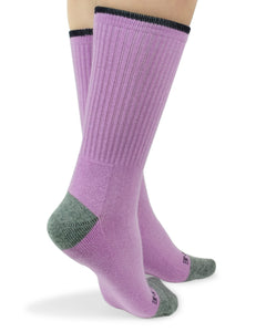Adult Purple Socks