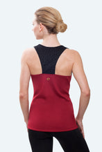 Load image into Gallery viewer, Maria Wine Racerback Tank