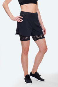 Kate Shorts Laser Cut