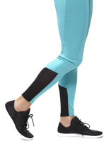 Load image into Gallery viewer, Grace Teal Leggings