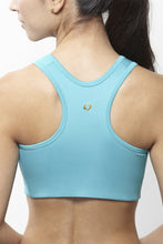 Load image into Gallery viewer, Gin Teal Sports Bra