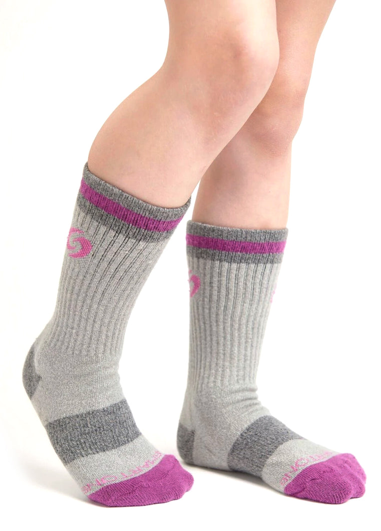 Power Youth Calf Sock