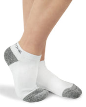 Load image into Gallery viewer, Adult White Socks