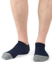 Load image into Gallery viewer, Adult Navy Socks