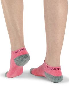 Pink Youth Ankle Sock