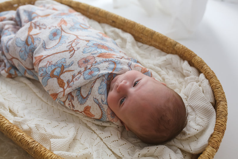 Bailey Bamboo Swaddle