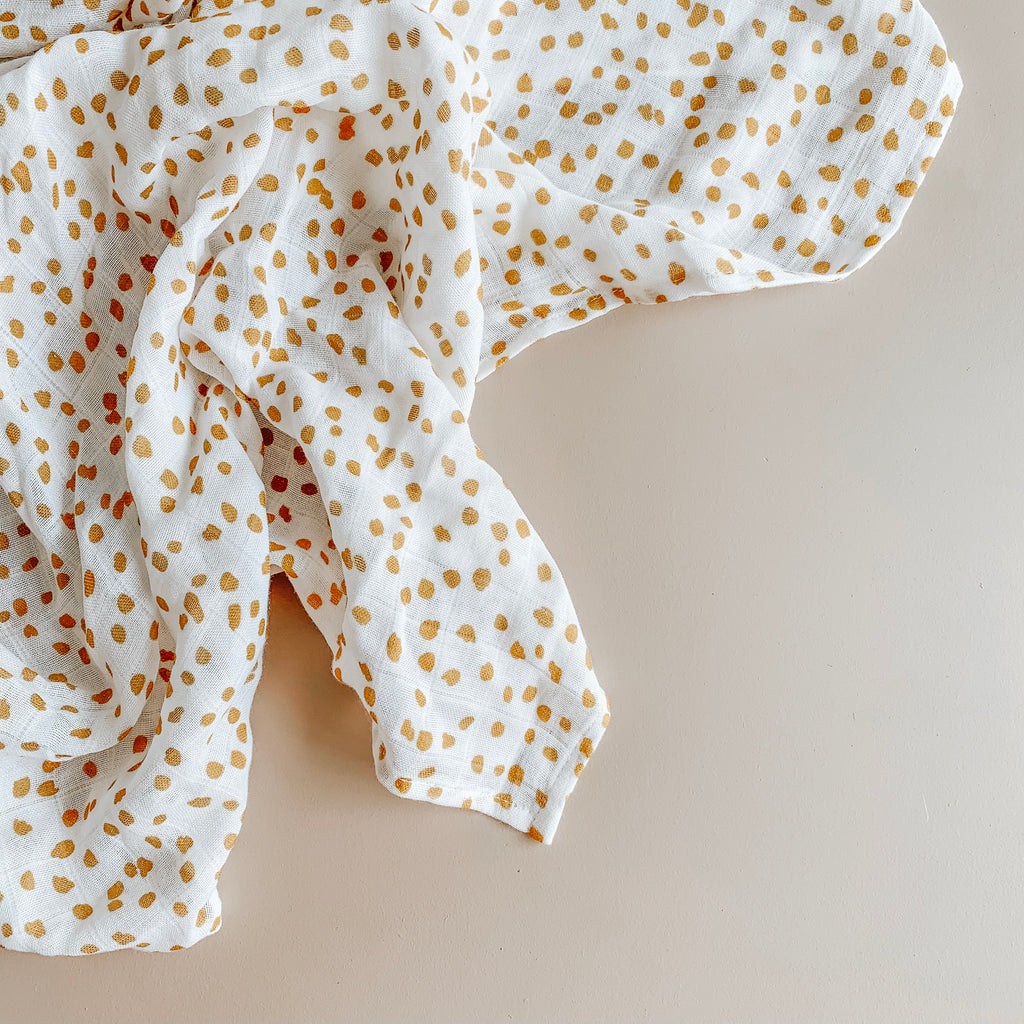 Speckle Bamboo Swaddle