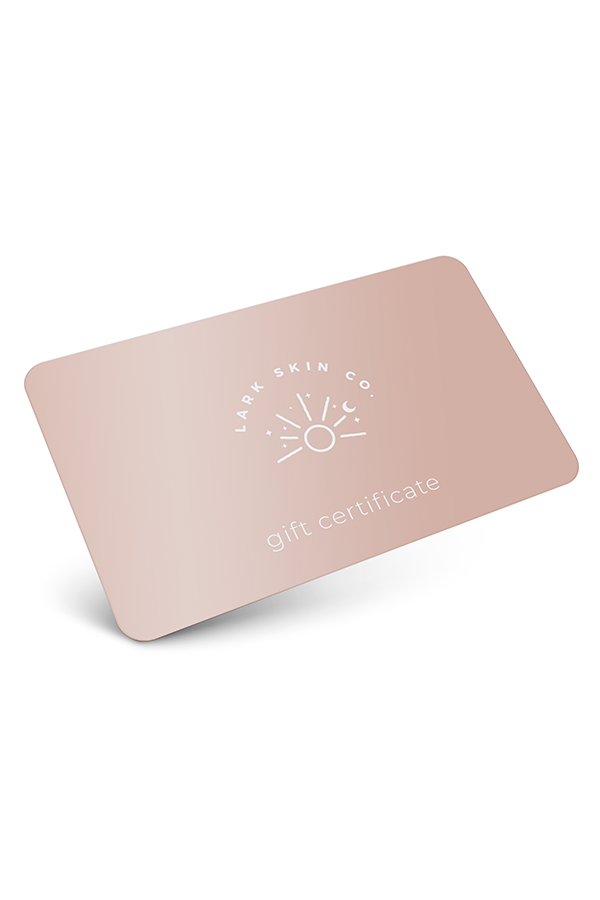 E-Gift Card - Lark Skin Co.