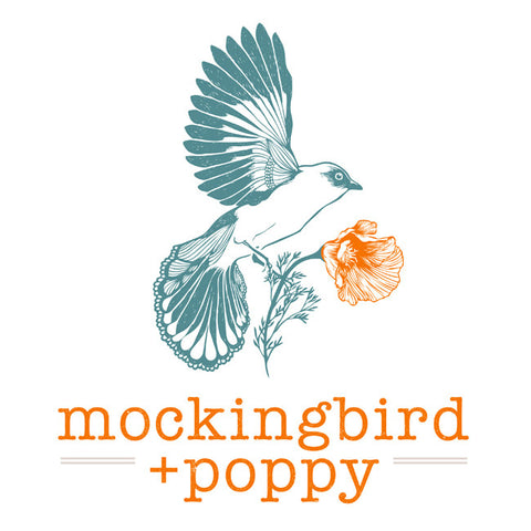mockingbird + poppy boutique