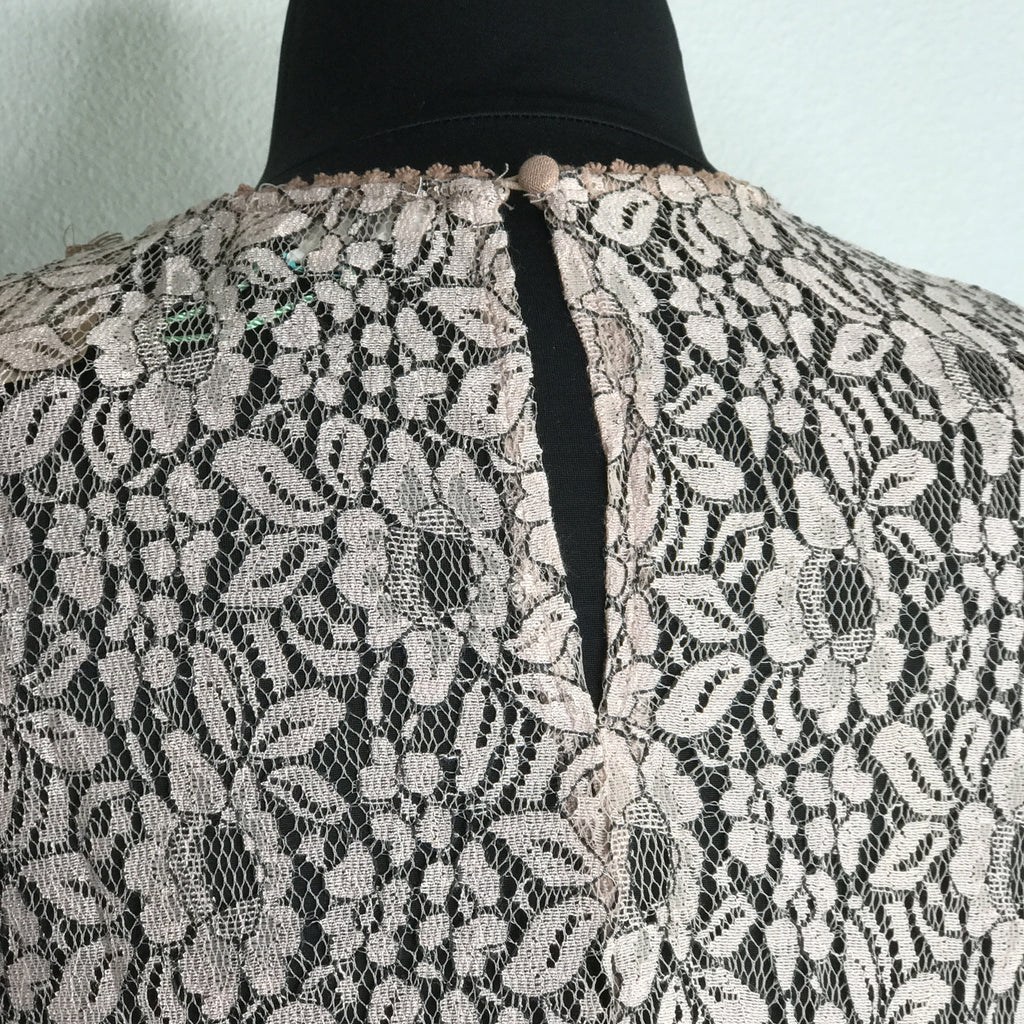 """It's All In The Lace"" Plus Size Tunic"