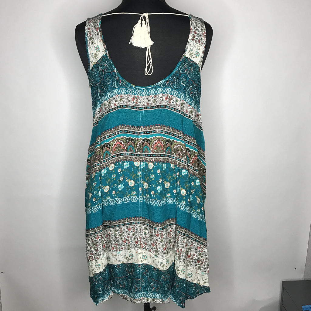 Boho Beauty Plus Size Sleeveless Top