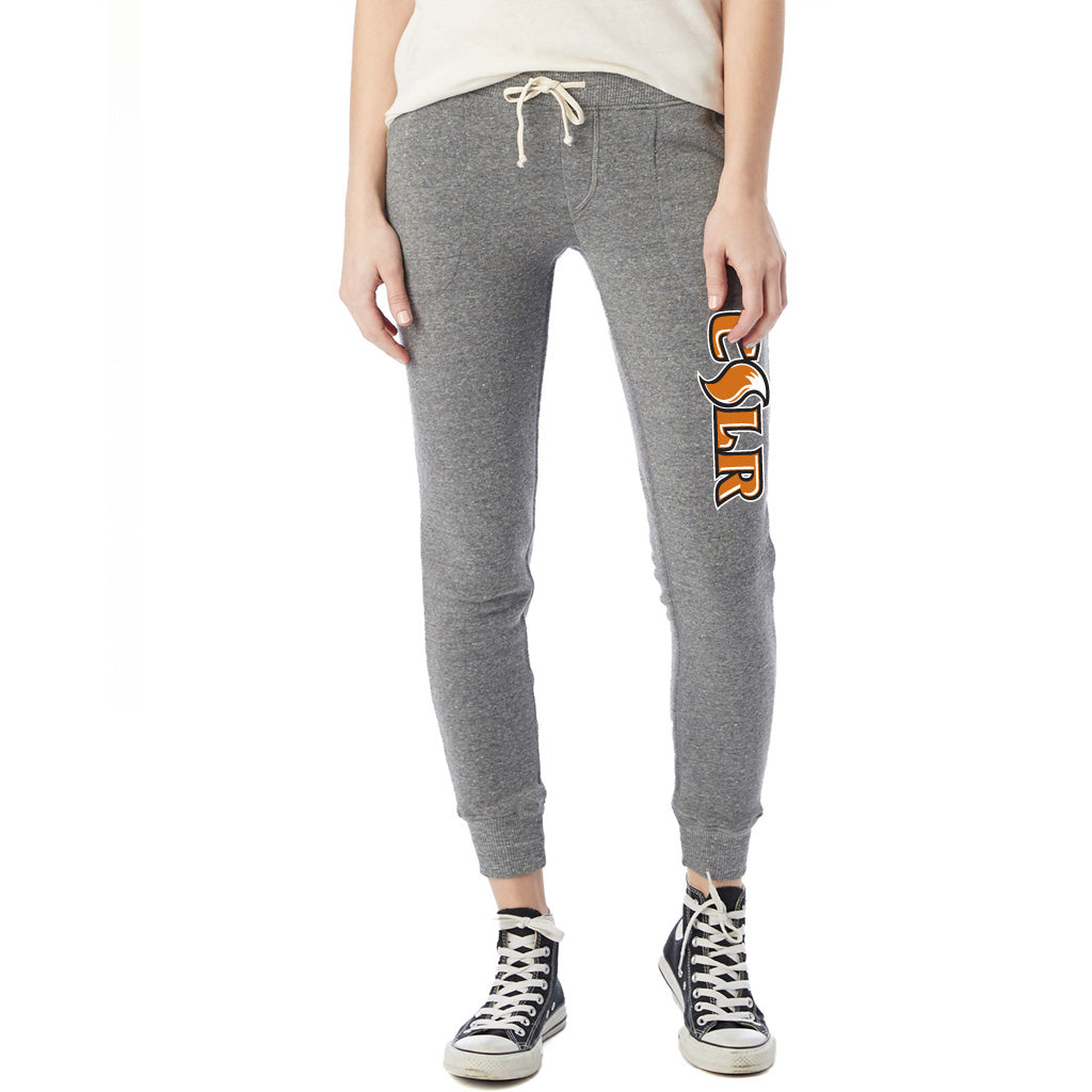 CSLR Ladies Eco-Fleece Jogger Pant