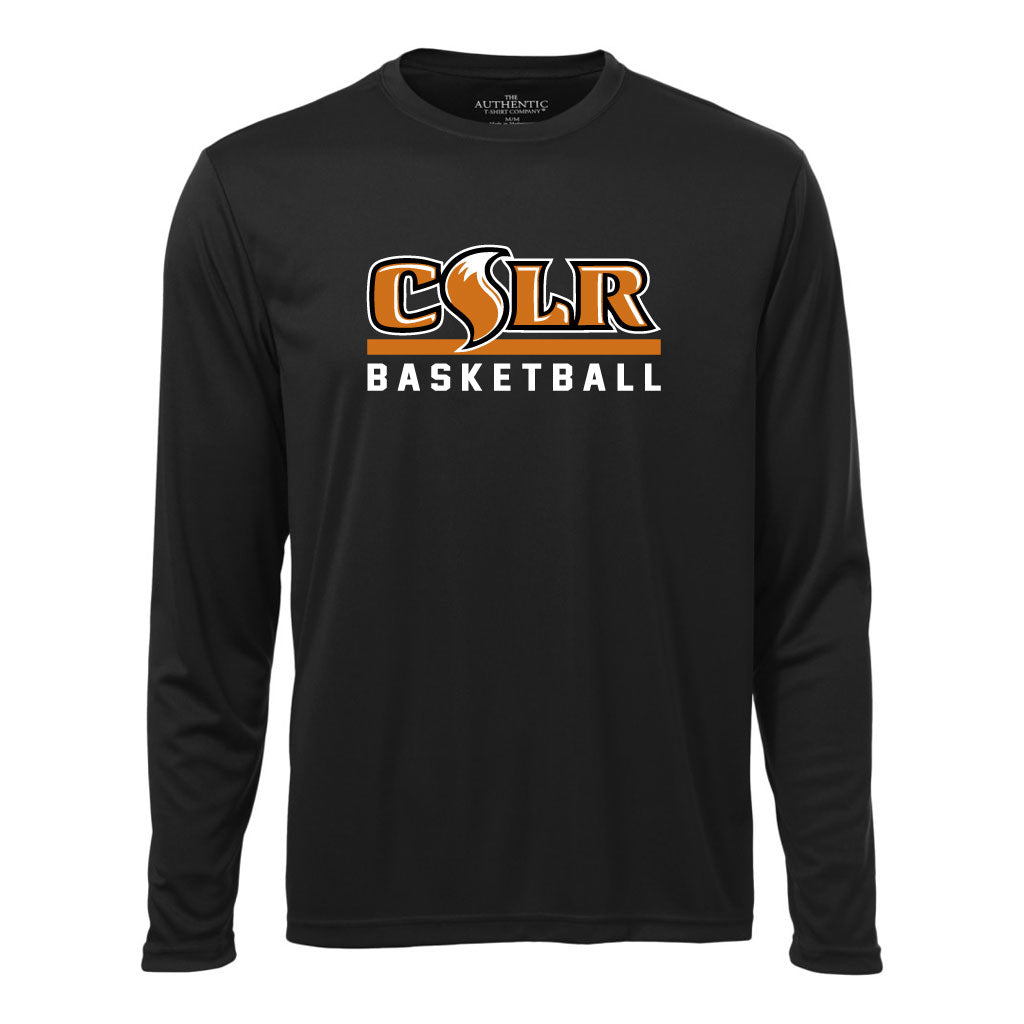 CSLR Men's Basketball Warm-up