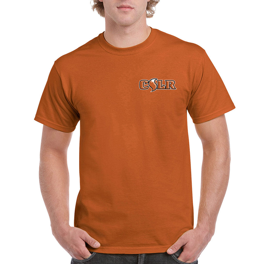 CSLR T-Shirt with Left Chest Print