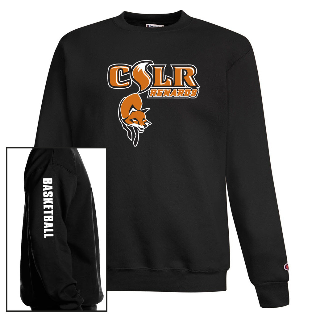 CSLR Champion Crewneck with Sport Sleeve
