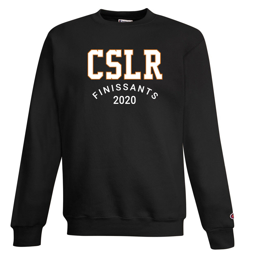 CSLR Finissants 2020 Champion Crewneck