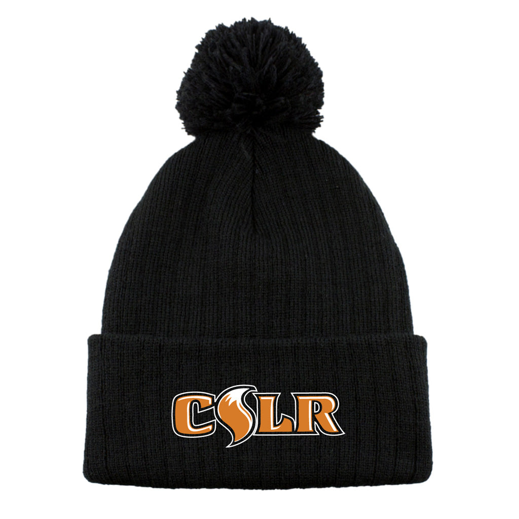 CSLR Tuque with Pom