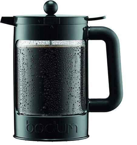 Bean Set Cold Coffee Maker, 12 cup