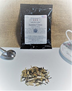 Jasmine Citrus Green Tea