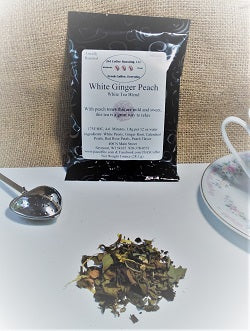 White Ginger Peach