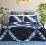 Hope Hand Tie and Dyed Doona Cover Set