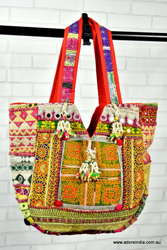 Hand Made Boho Gypsy Banjara Bag