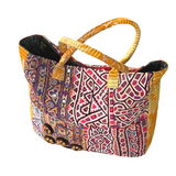 Indian Handmade Bohemian Vintage Tribal Banjara Hippy Shoulder Bag-22