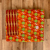 Indian Handmade Vintage Cotton Reversible Kantha Bedspread Throw- Shalini