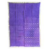 Indian Handmade Reversible Vintage Kantha Quilt Bedspread Throw Surbhi