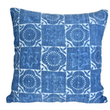 Block Print Heavy Cotton Dari Cushion Cover 65x65cm- IB65-7