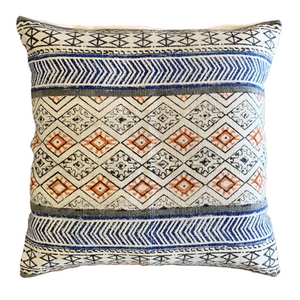 Geometrical Cushion Cover