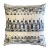 Blue Tilak Cushion cover