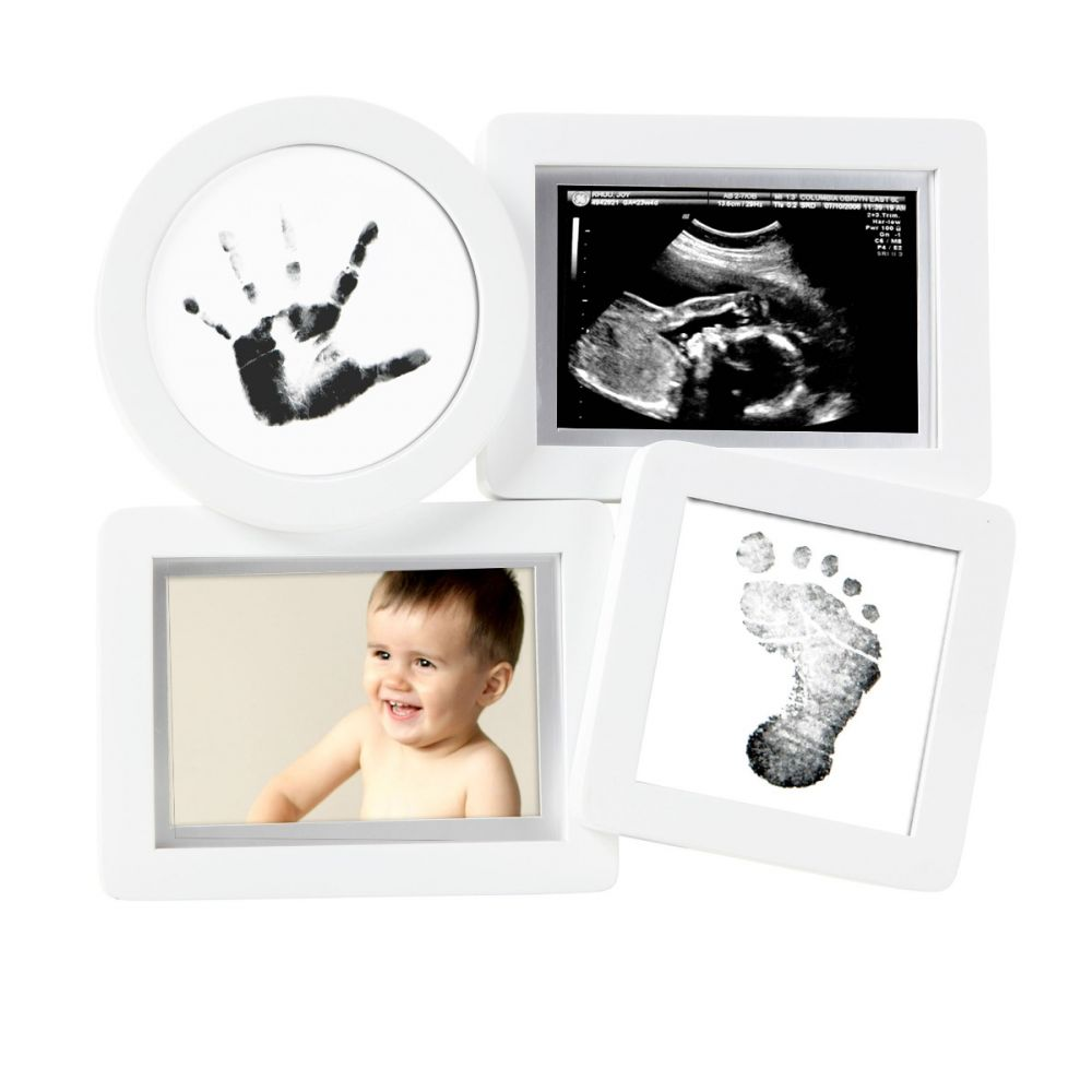 Babyprints Collage Frame - LittleLeafBaby