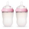 Comotomo Silicone Baby Bottle Pack
