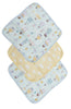 Washcloth 3-pieces Set - LittleLeafBaby