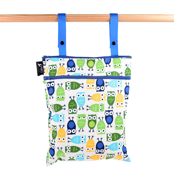 Double Duty Wet Bag - LittleLeafBaby