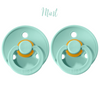 Bibs Denmark Pacifier 2 pack mint