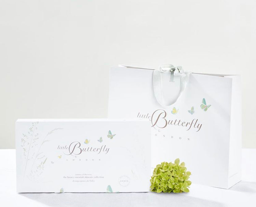 Little Butterfly gift pack