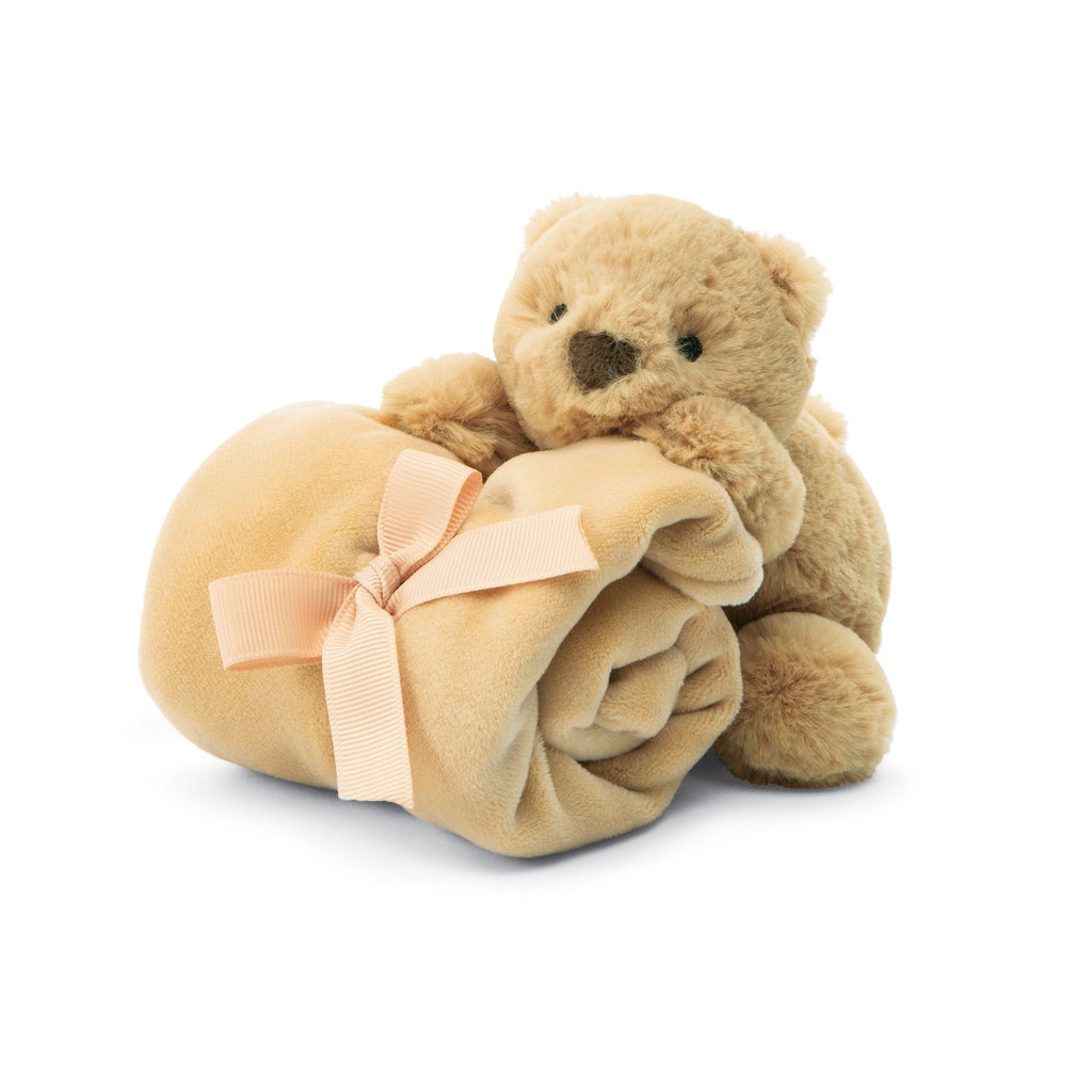 Shooshu Bear Soother - LittleLeafBaby