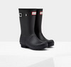 Original Big Kids Rain Boots: Black