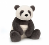 "Harry Panda 10"" - LittleLeafBaby"