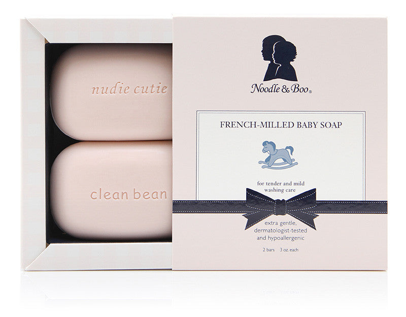 French-Milled Baby Soap - LittleLeafBaby