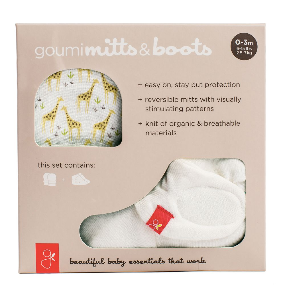 Mitt & Boot Bundle