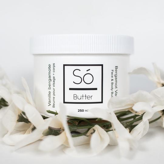 Só Luxury Butter UNSCENTED