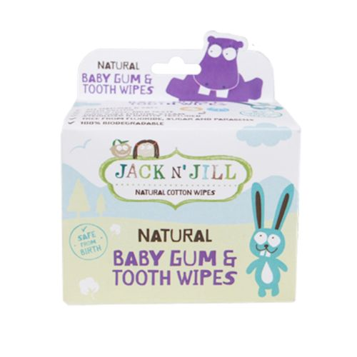 Baby Tooth & Gum Wipes