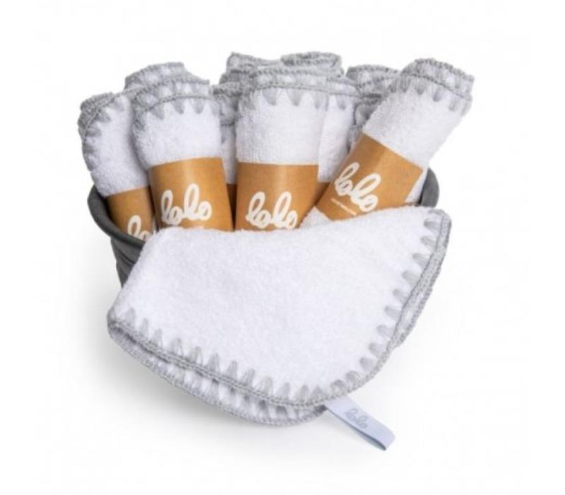 LOLO Washcloth (Organic Bamboo-Cotton blend)