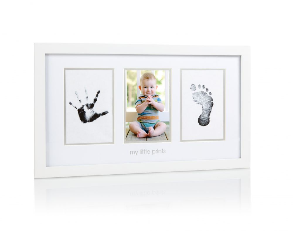 Babyprints Photo Frame - LittleLeafBaby